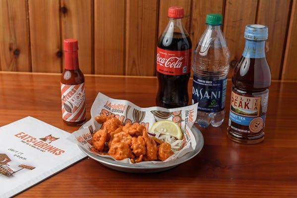 (12 pc.) Buffalo Shrimp Coca-Cola Combo