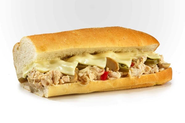 #55 Big Kuhuna Chicken Cheesesteak