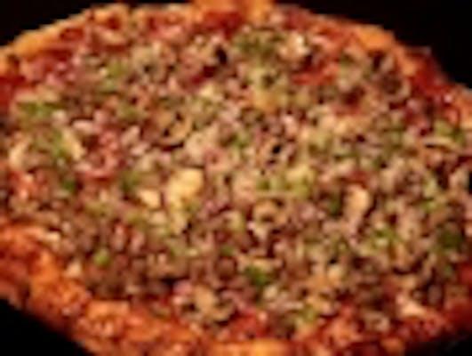 Big Bertha Pizza