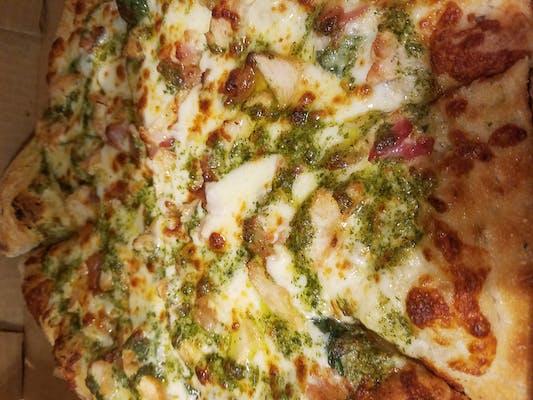Cosmic Charlie Pizza