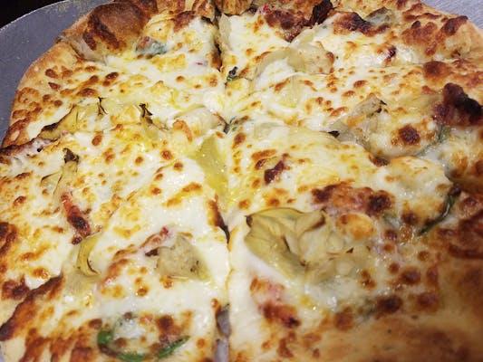 Uptown Veggie Pizza