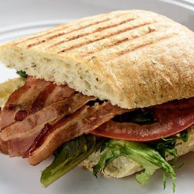 Chicken & Bacon Club Panini