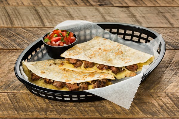 Create Your Own Quesadilla
