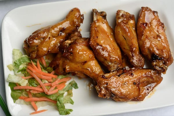Asian Spicy Wings
