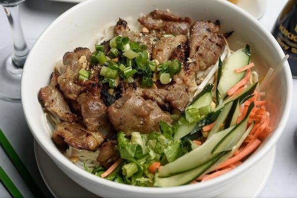 Grilled Pork Plate