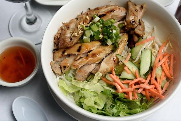Honey-Glazed Chicken Plate