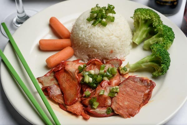 Char Chiu Barbecue Pork Plate