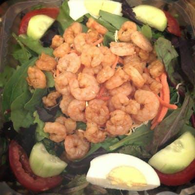 Boiled Shrimp Salad