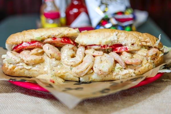 Shrimp Reauxmoulade Peaux Boy