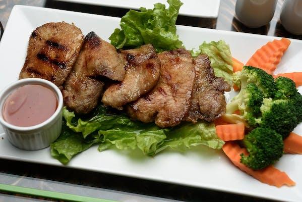 Thai BBQ Pork Special