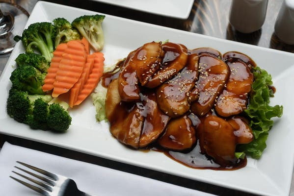 Grilled Chicken Teriyaki Special