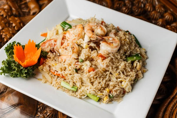 Thai Fried Rice Lunch Special