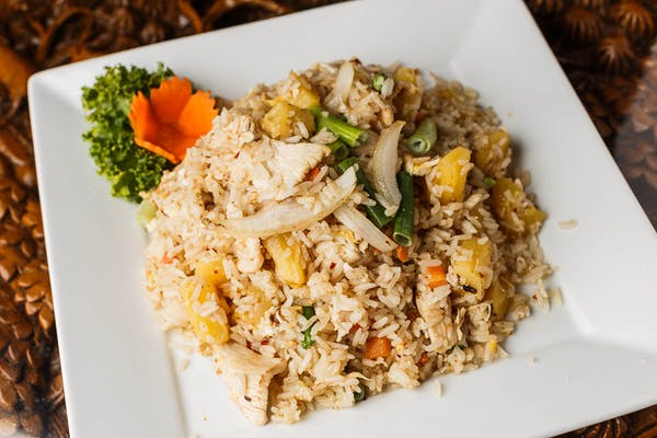 Pineapple Fried Rice Lunch Special