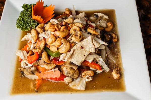 Cashew Lunch Special