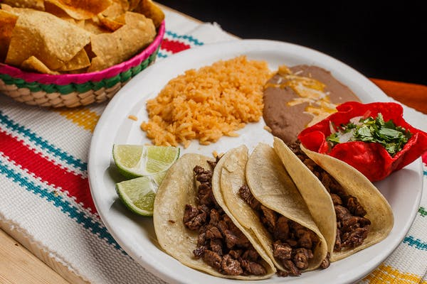 Tacos al la Mexicana
