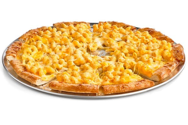 Medium Mac & Cheese Pizza
