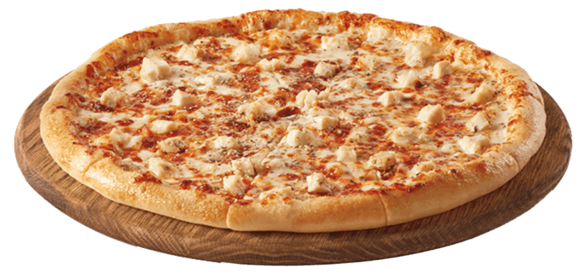 Medium Classic Chicken Pizza
