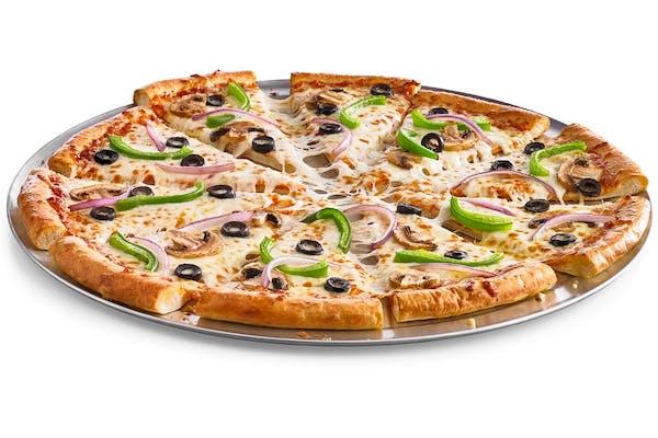 Large Classic Veggie Pizza