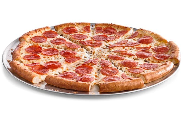 Large Zesty Pepperoni Pizza