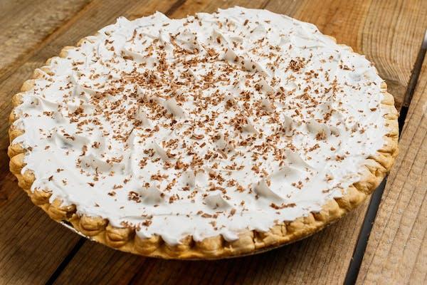 Granny White's Chocolate Pie