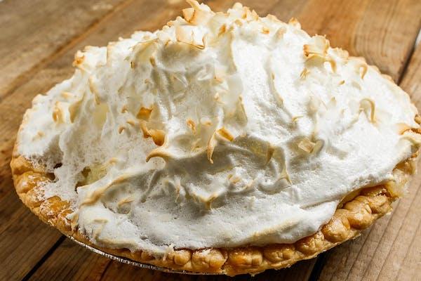 Josey's Coconut Cream Pie