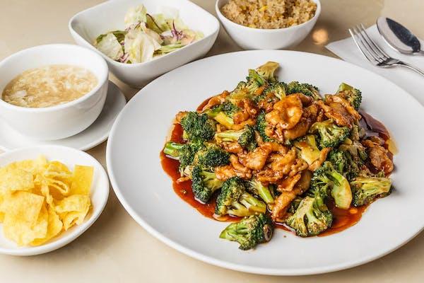 Chicken Broccoli (Lunch)