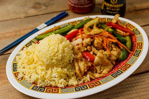 A22. Jalapeño Chicken Platter