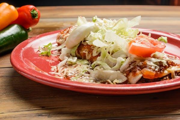 Lunch Burrito Supreme