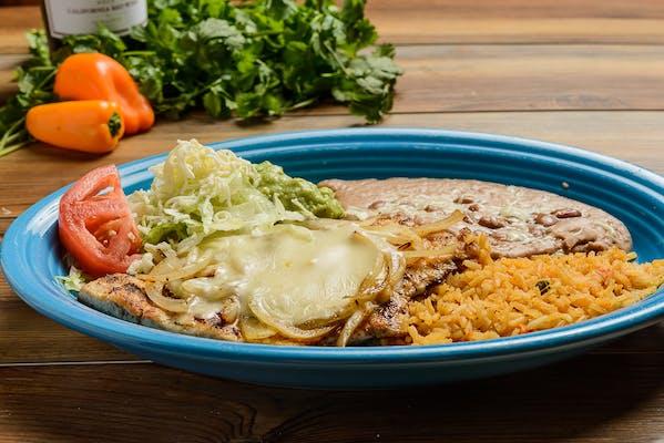 Lunch Pechuga Mex