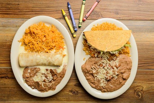 N-1 Kid's Taco