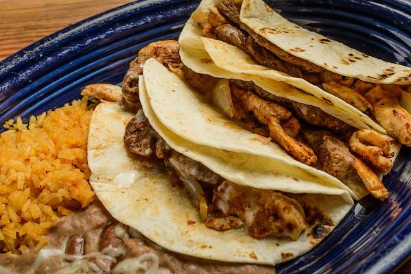 Dinner Tacos al Carbon