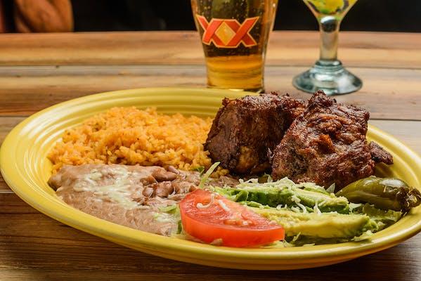 Dinner Carnitas