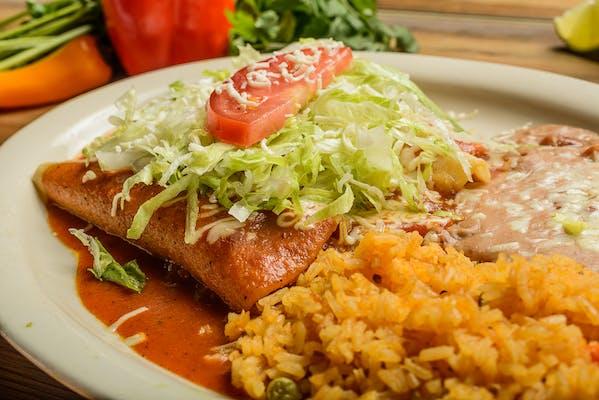 Dinner Enchiladas Supremas