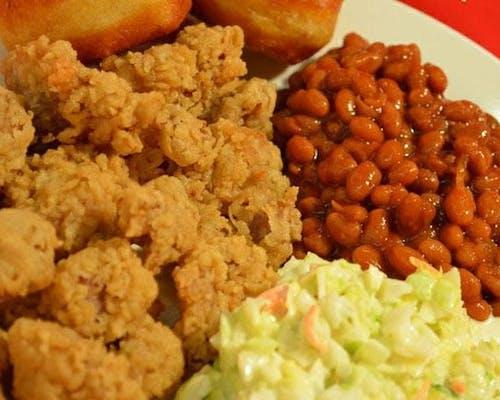 Chicken Liver Plate