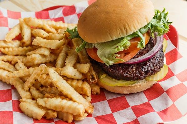 Smoked Hamburger