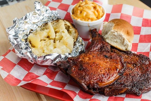 Smoked Pork Chop (1)