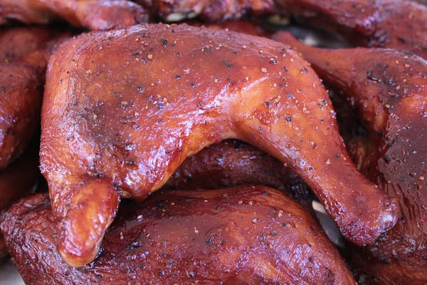 Smoked Chicken (¼)