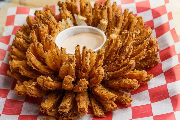 Hand Battered Bloomin' Onion