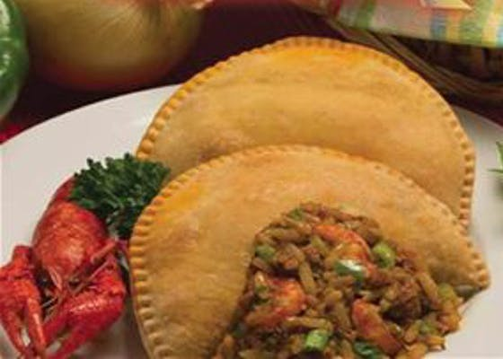 Natchitoches Cajun Crawfish Meat Pie