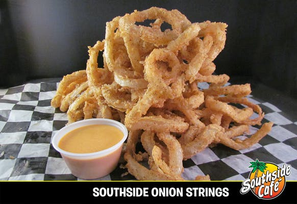 Onion Rings or Strings