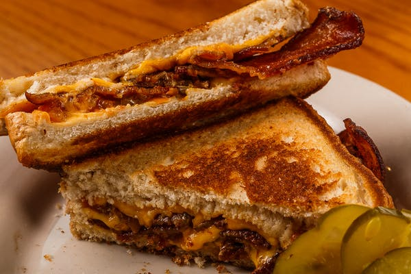 Ultimate Bacon Melt