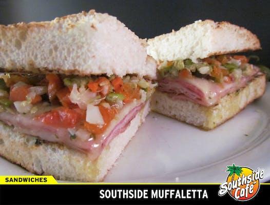 New Orleans Muffuletta