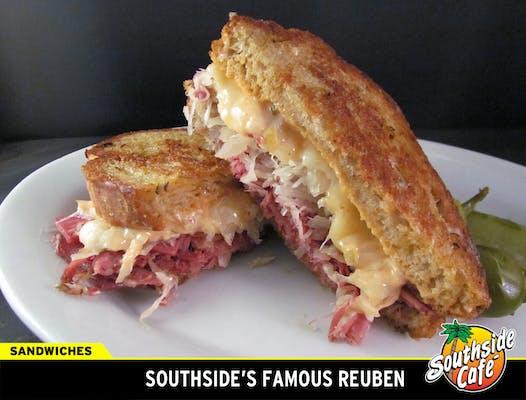 Southside's Famous Reuben Sandwich
