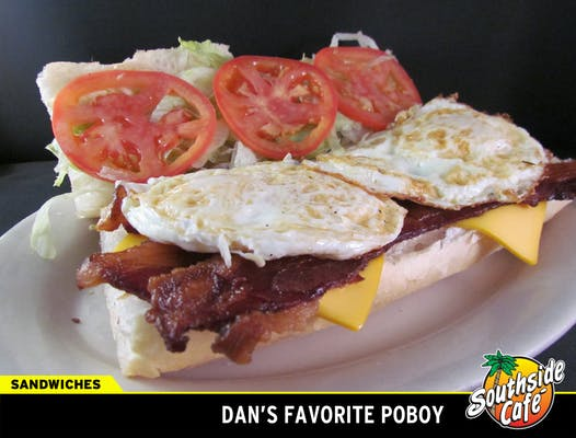 Dan's Favorite Poboy