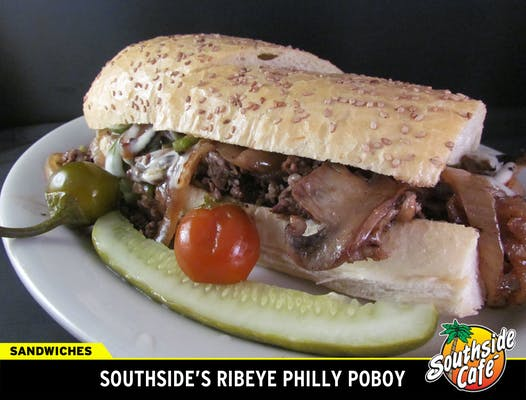 Ribeye Philly