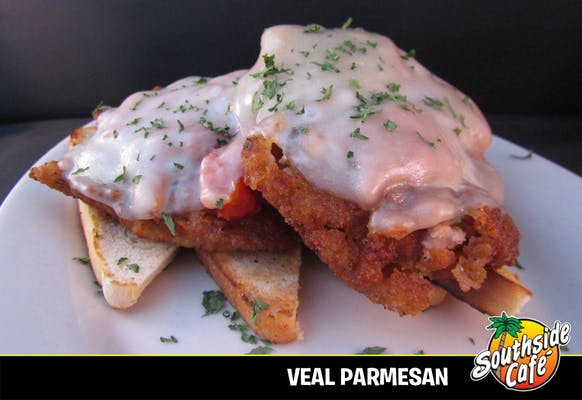 Veal Parmesan Dinner