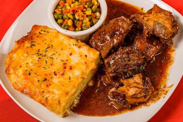Chicken Stew Entrée