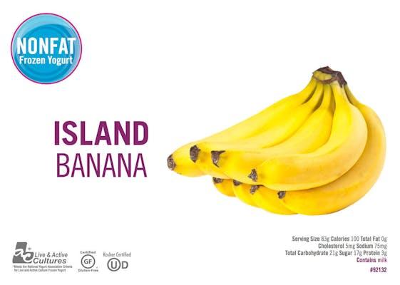 Island Banana Froyo
