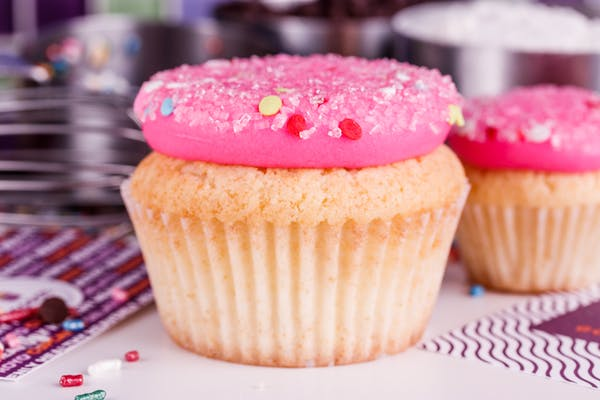 Sugar Cookie Cupcake