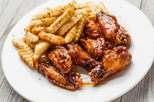 Henny Wings & Fries